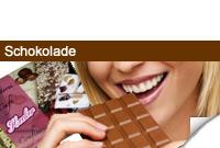 schokolade individuell gestalten